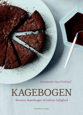 Kagebogen Annemette Voss Fridthjof 9788740068405