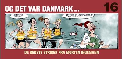Og det var Danmark 16 Morten Ingemann 9788740059922