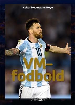 VM-fodbold Asker Hedegaard Boye 9788770189279