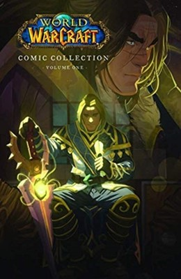 World of Warcraft Comic Collection Blizzard Entertainment 9781789096460