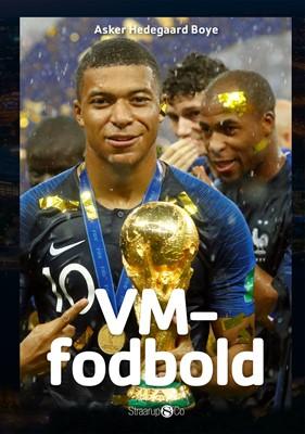 VM-fodbold  Asker Hedegaard Boye 9788770189965