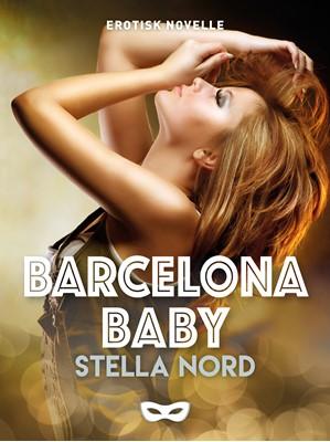 Barcelona, baby Stella  Nord 9788793853201