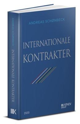 Internationale kontrakter Andreas Schønbeck 9788761942302