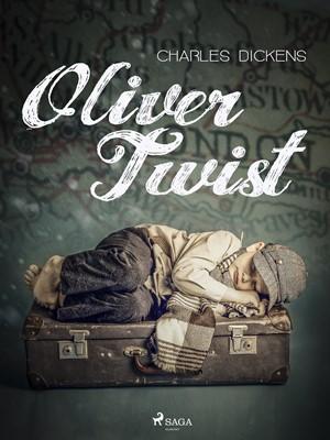 Oliver Twist Charles Dickens 9789176392836