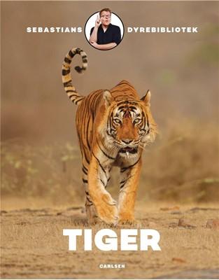 Sebastians dyrebibliotek: Tiger Sebastian Klein 9788711993378