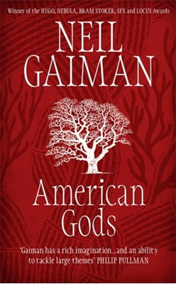 American Gods Neil Gaiman 9780747263746
