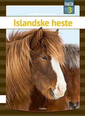 Islandske heste Eva Mosegaard Amdisen 9788740666618