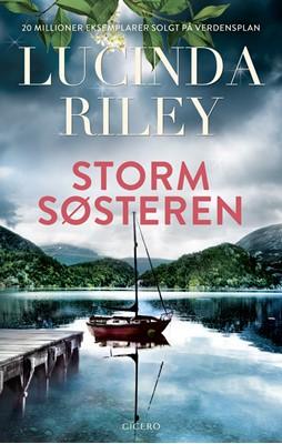 Stormsøsteren - new look Lucinda Riley 9788763863292