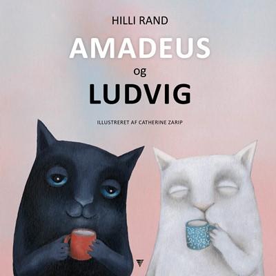 Amadeus og Ludvig Hilli Rand 9788775430215
