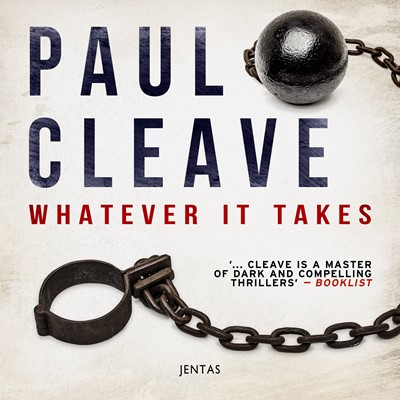 Whatever It Takes Paul Cleave 9788742830000
