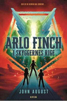 Arlo Finch i skyggernes rige (3) John August 9788741510637