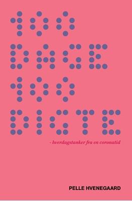100 dage 100 digte Pelle Hvenegaard 9788797215852