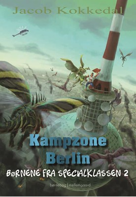 Kampzone Berlin Jacob Kokkedal 9788772373669