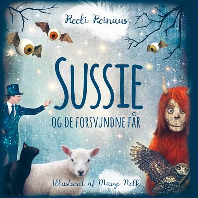Sussie og de forsvundne får Reeli Reinaus 9788775430239