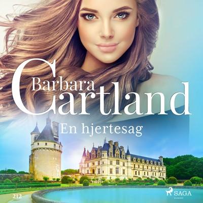 En hjertesag Barbara Cartland 9788726028713