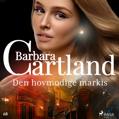 Den hovmodige markis Barbara Cartland 9788726028669