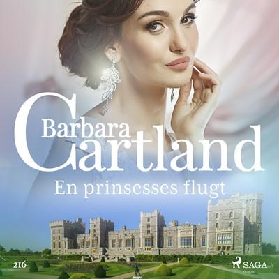En prinsesses flugt Barbara Cartland 9788726028737