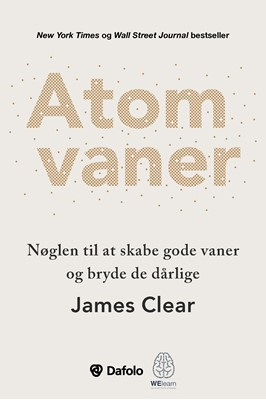 Atomvaner James Clear 9788772340135
