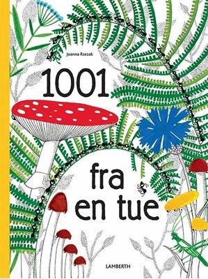 1001 fra en tue Joanna Rzezak 9788772242101