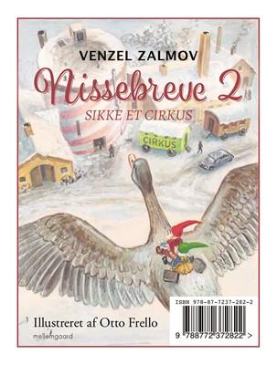 Nissebreve 2  - Sikke et cirkus Per Venzel Zalmov 9788772374154