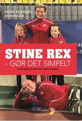 STINE REX - GØR DET SIMPELT Heidi Egeberg  Johansen 9788772373508