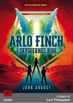 Arlo Finch i skyggernes rige (3) John August 9788741510668