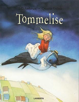 Tommelise Lena Lamberth, H. C. Andersen 9788772246574