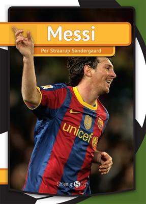 Messi (Engelsk) Per Straarup Søndergaard 9788775490141
