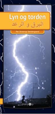 Lyn og torden (Arabisk)  Per Straarup Søndergaard 9788775490080