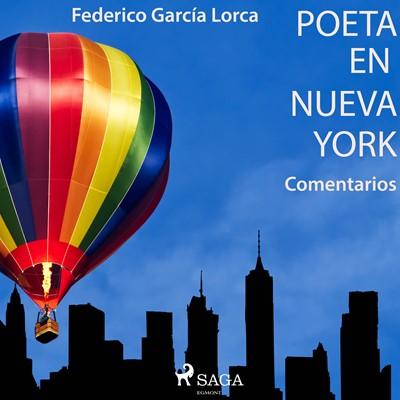 """""""Poeta en Nueva York"""" (Comentarios) Federico García Lorca 9788726753905"""