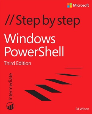 Windows PowerShell Step by Step Ed Wilson 9780735675117