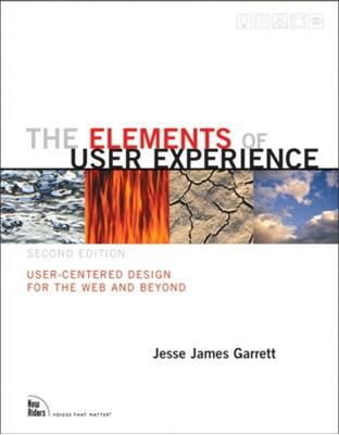Elements of User Experience, The Jessie James Garrett, Jesse James Garrett 9780321683687
