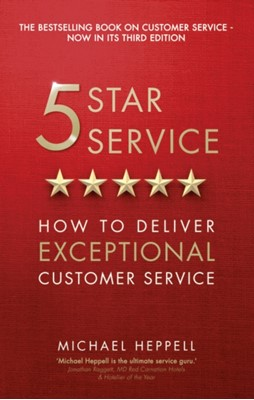 Five Star Service Michael Heppell 9781292100203