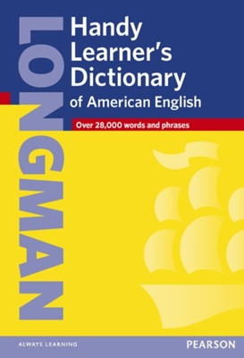 Longman Handy Learners Dictionary of American English New Edition Paper  9780582364721