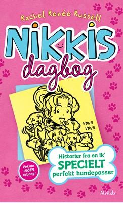 Nikkis dagbog 10: Historier fra en ik' specielt perfekt hundepasser Rachel Renée Russell 9788741512235