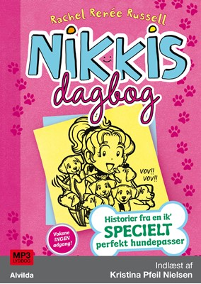 Nikkis dagbog 10: Historier fra en ik' specielt perfekt hundepasser Rachel Renée Russell 9788741509457