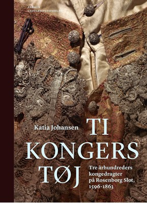 Ti kongers tøj Katia Johansen 9788771845105
