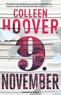 9. november Colleen Hoover 9788711909157
