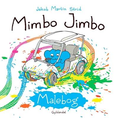 Mimbo Jimbo Malebog Jakob Martin Strid 9788702208474