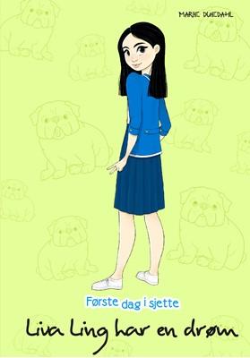 Liva Ling har en drøm Marie Duedahl 9788775490585