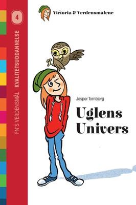 Uglens Univers Jesper Tornbjerg 9788797221990