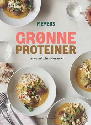 Meyers grønne proteiner Meyers Madhus 9788711986844