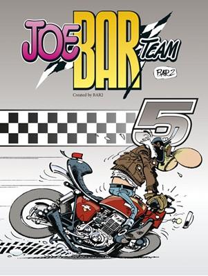 Joe Bar Team 5 Bar2 9788793589186