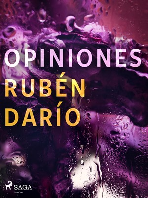 Opiniones Rubén darío 9788726551136