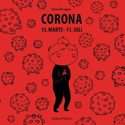 Corona 13. marts - 11. juli StineStregen 9788792226020