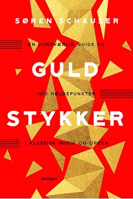 Guldstykker Søren Schauser 9788773399774