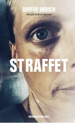 Straffet Britt Nørbak 9788772163055