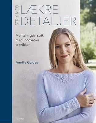 Strik med lækre detaljer Pernille Cordes 9788740666106