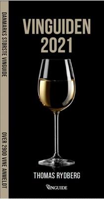 VinGuiden 2021 Thomas Rydberg 9788797159958