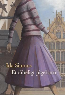 Et tåbeligt pigebarn Ida Simons 9788772046327